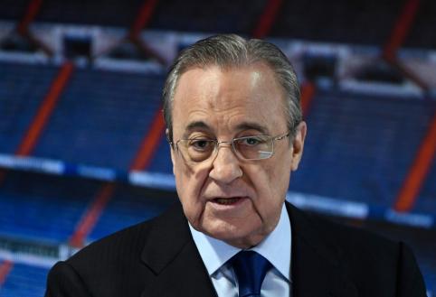 F. Perezas: Superlyga buvo įkurta dėl pinigų