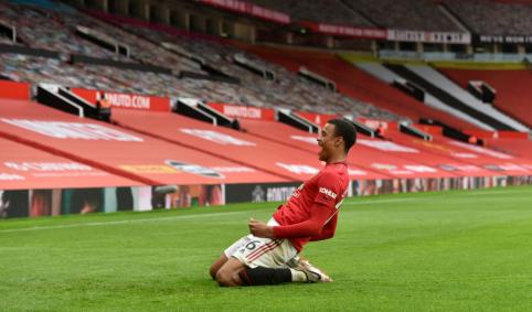 """""""Man Utd"""" duetas – tarp greičiausių """"Premier"""" lygos futbolininkų"""
