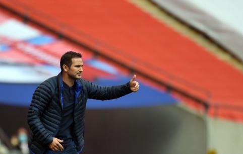 F. Lampardo likimas priklausys nuo artimiausių kelių rungtynių