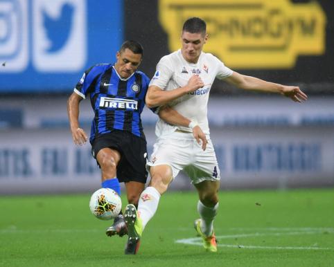 """""""Inter"""" nesugebėjo įveikti """"Fiorentina"""" ekipos, """"Napoli"""" krito prieš """"Parmą"""""""