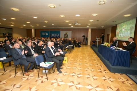 Patvirtinta galutinė LFF Konferencijos darbotvarkė