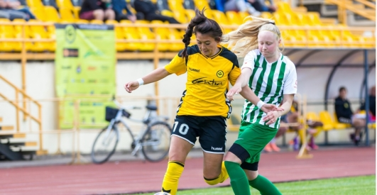Futbolo bendruomenė supažindinta su moterų futbolo vystymo darbais