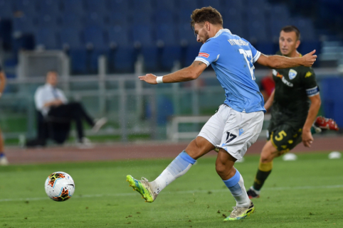 """""""SerieA"""":""""Juventus"""" pažeminti namuose, C. Ronaldonelaimėjo auksinio batelio"""