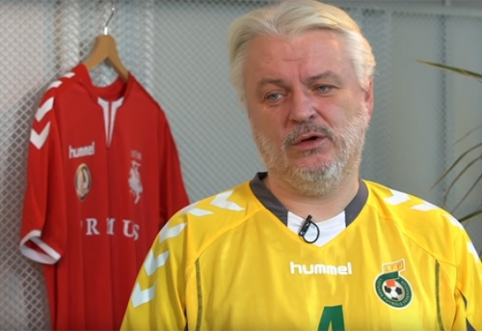 """N. Kesminas: """"Prie futbolo lovio prilindę post sovietikai niekur nedings"""""""