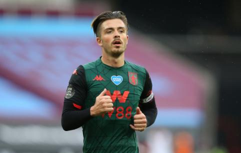 """Rugpjūčio 2 d. transferai ir gandai: """"Man Utd"""" taikiniai Ispanijoje ir skubantis J. Grealishas"""