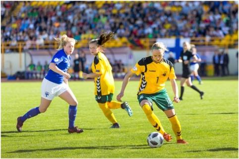 Lietuvoje siekiama surengti Europos jaunimo futbolo ir futsalo čempionatus