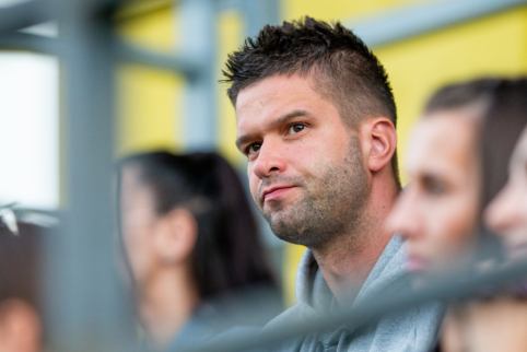 "M.Kalnietis prisidės prie ""Kauno Žalgirio"" futbolo klubo valdymo"