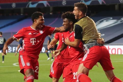 """Staigmena """"Bayern"""" – K. Comanas užsiprašė milžiniško atlyginimo"""