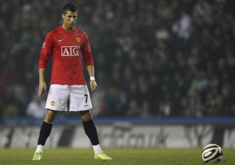 """""""Man Utd"""" norėtų susigrąžinti C. Ronaldo"""