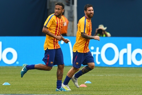 Rugpjūčio 27 d. transferai ir gandai: besitęsianti kova dėl L. Messi ir svajonių komanda Mančesteryje