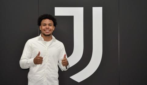 """Oficialu: """"Juventus"""" pasipildė JAV rinktinės saugu"""