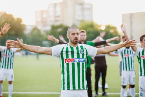 I. Tatomirovičius: kas drąsus, tas nusipelno sėkmės