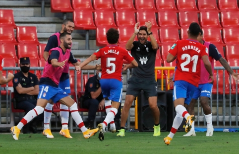 """Osasuna"" ir ""Granada"" pergalingai pradėjo ""La Liga"" sezoną"