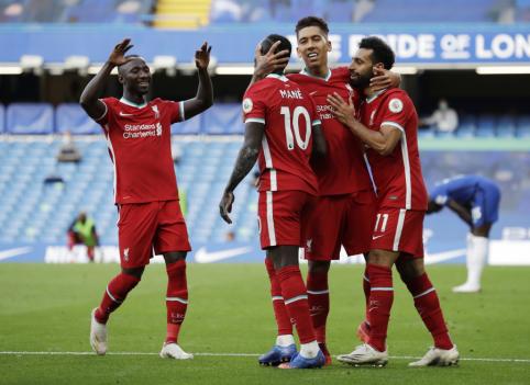 """Mažumoje likusi """"Chelsea"""" ekipa neatsilaikė prieš """"Liverpool"""""""