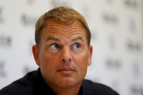 F. De Boeras: Nyderlandų rinktinėje matau daugiau talento nei 2010–aisiais