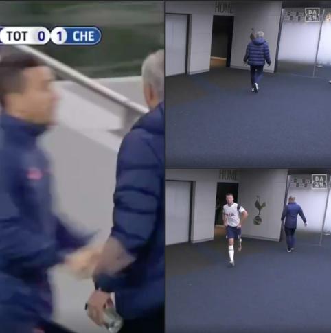 J. Mourinho nubėgo ieškoti tualete pradingusio E. Dierio