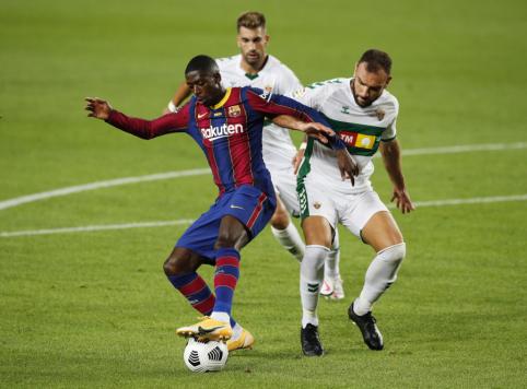 """""""Sport"""": sausį """"Barcelona"""" stengsis įvykdyti tris uždavinius"""