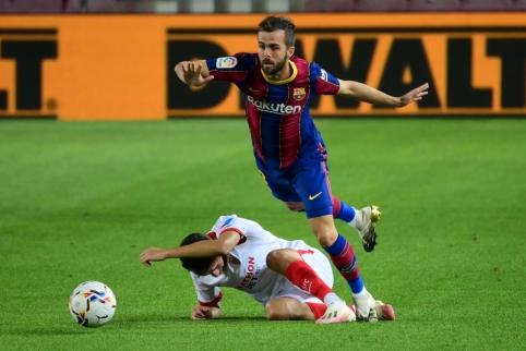 """""""Barcelona"""" planuoja už dyką paleisti žvaigždes"""