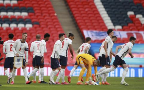 Ar futbolas grįžta iš lėto namo? Anglija – Kroatija
