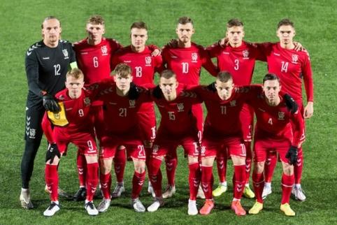 Paaiškėjo Lietuvos jaunimo rinktinės varžovai Europos čempionato atrankos varžybose