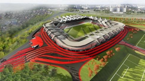 Teismas panaikino VPT sprendimą dėl nacionalinio stadiono