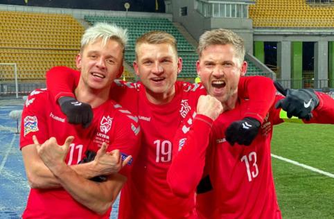 Lietuvos rinktinė pergalingai užbaigė pasirodymą Tautų lygoje