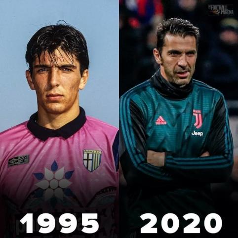 """Prieš 25 metus G. Buffonas debiutavo """"Serie A"""" pirmenybėse"""