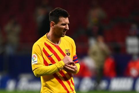 """P. Mersonas: """"Premier"""" lygoje yra geresnis už L. Messi žaidėjas"""