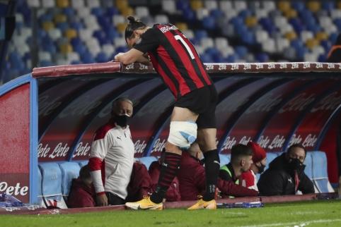 UEFA pradėjo tyrimą dėl rasizmo skandalo, susijusio su Ibrahimovičiumi