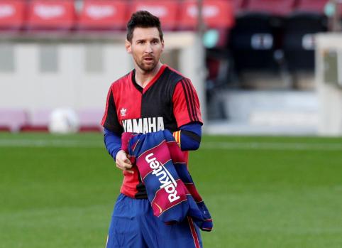 "L. Messi sulaukė ""neatremiamo"" PSG pasiūlymo"