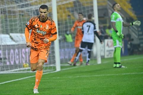 """A. Cassano: """"Juventus"""" suklydo įsigydamas C. Ronaldo"""