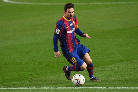 Po nepajudinamo rekordo pakartojimo – Pele sveikinimai L. Messi