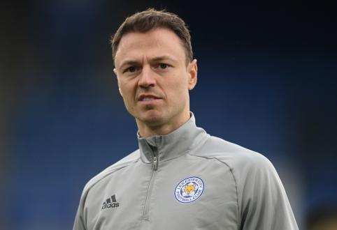 """Leicester"" pratęsė kontraktą su Jonny Evansu"