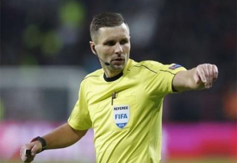 G. Mažeika dirbs Lietuvos mažajame futbole