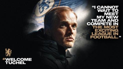 """Oficialu: """"Chelsea"""" treneriu paskyrė Th. Tuchelį"""