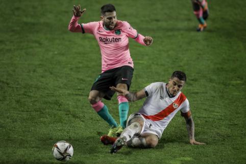 """""""Barcelona"""" sėkmingai žengė į kitą Karaliaus taurės etapą"""