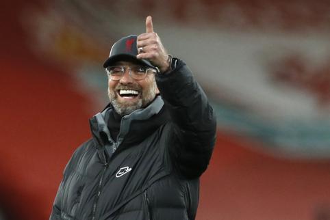 """""""Bayern"""" vadovas atidžiai seka J. Kloppo situaciją"""