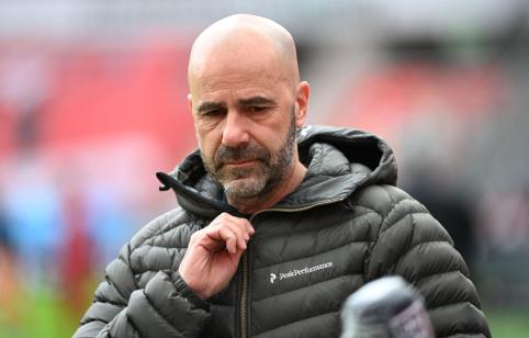 "Oficialu: ""Bayer"" išvijo vyr. trenerį"