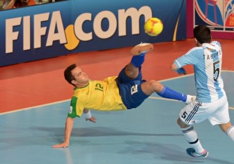 Antroji Futsal čempionato diena: į kovą stoja brazilai