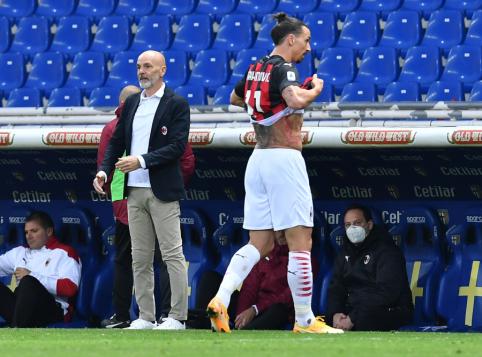 """""""AC Milan"""" šventė pergalę Italijoje"""