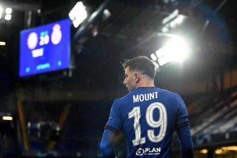 """M. Mountas: """"Galėjome pelnyti mažiausiai penkis įvarčius"""""""
