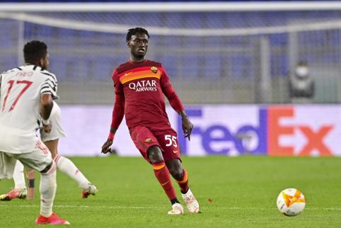 E. Darboe stebuklas: pabėgėlis iš Afrikos – Europos lygos pusfinalyje
