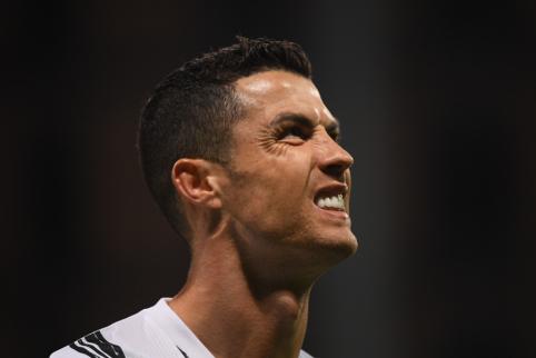 """""""Juventus"""" puolimo žvaigždės nežais prieš """"Monza"""""""
