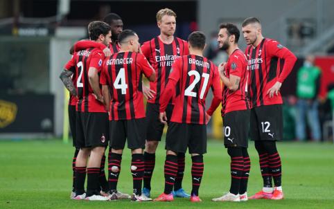 """""""Milan"""" ekipa nesugebėjo įveikti """"Cagliari"""""""