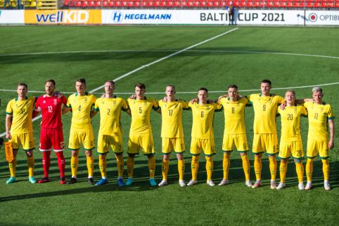 Baltijos taurė: Lietuvos rinktinė liko be taškų