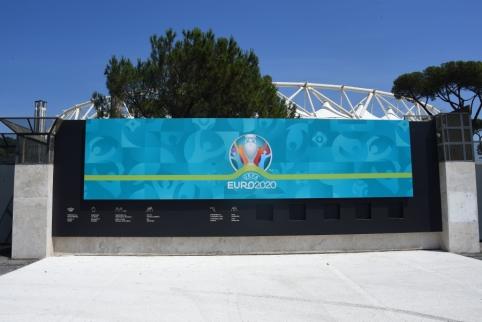 Trečioji EURO 2020 diena: laukia 2018 metų pasaulio futbolo čempionato pusfinalio pakartojimas