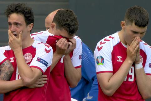 Europos čempionate – tragedija futbolo aikštėje