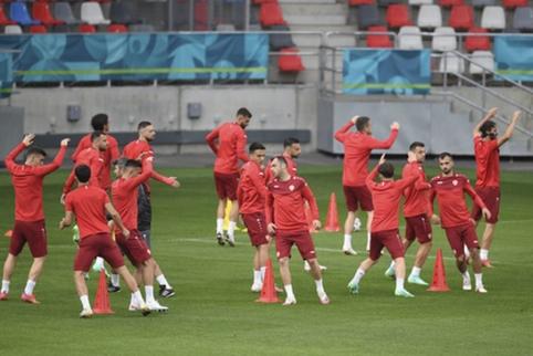 Makedoniečių debiutas didžiajame čempionate: Austrija – Šiaurės Makedonija