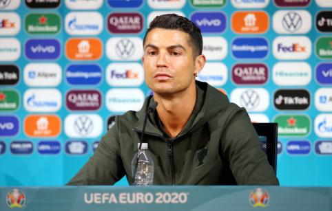 """""""L'Equipe"""": C. Ronaldo nori persikelti į """"Man City"""""""