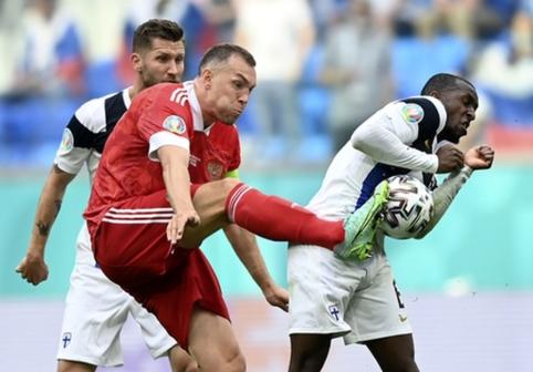 Rusija iškovojo svarbią pergalę rungtynėse su Suomija